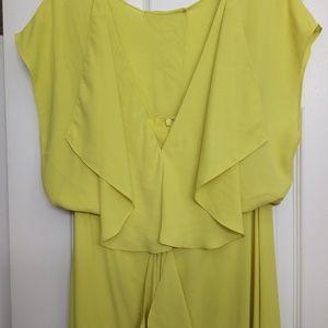BCBG MaxAzria,Size 8, like new, long dress